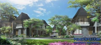 Area Residensial The Hyarta Townhouse Jogjaone Park MD510