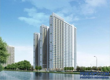 PIK2 Sedayu Indo City, Apartemen Osaka Riverview MD567