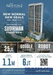 The Newton 2 Apartment @ Ciputra World Jakarta MD799