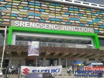 Kios Area Srengseng Junction, Harga Murah di Srengseng