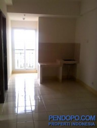 Apt Puri Park View Tower E Lantai 19, Full Furnished, 2 KT