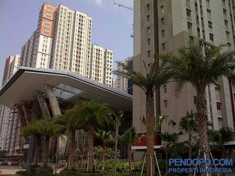 Apt Green Bay Pluit Tower H Lantai 28, Baru Gress, 2 KT