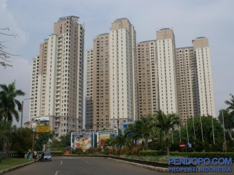 Apt Aston Marina Tower D Lantai 19, Pool View, Lokasi Strategis