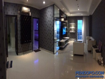Apt Belezza Permata Hijau Tower Albergo Lantai 18, Full Furnish, Ready Use