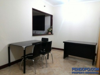 Apt Grand Tropic Mercure Tower 1 Lantai 5, Full Furnished, 3 KT