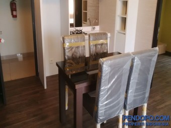 Apt Belmont Residences Tower Mont Blanc Lantai 6, Full Design Interior + Full Furnished
