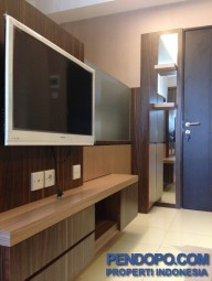 Apt Kebagusan City Lantai 22, Siap Huni, Full Furnished, Area TB Simatupang