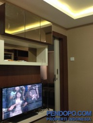 Apt Kebagusan City Lantai 19, Siap Huni, Full Furnished, Area TB Simatupang