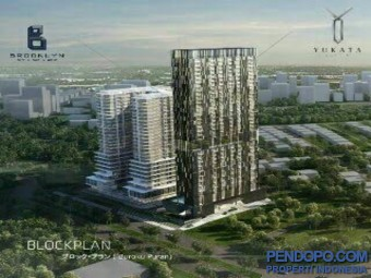 Apt. Brooklyn Alam Sutera Twr East tower Lt31