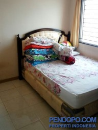 Apt City Resort, semi furnished, 2BR, Twr Alamanda Lt12