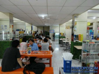 Kios di Apt. City Resort, Foodcourt dengan Income Menarik