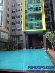 Apt Kuningan Place Tower Ultima Lantai 23, Full Furnished
