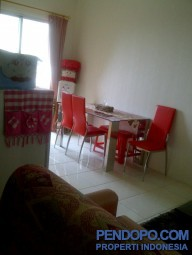 Apt Aston Marina Tower A Lantai 30, Full Furnished, 2 KT