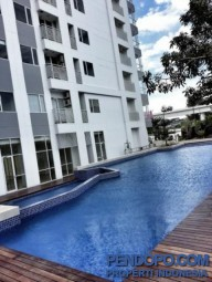 Apt West Mark Lantai 5, Lokasi Strategis, 2 KT