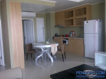 Apt Kuningan Place Tower Infinia Lantai 19, Full Furnished