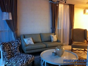 Apt Kuningan Place Tower Ultima Lantai 20, Full Furnished, 3 KT