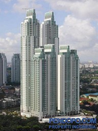 Apt The Peak Tower Regis Lantai 15, Siap Huni, Ada Private Lift