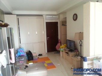 Apt Mediterania Garden 2 Tower K Lantai 24, Pool View