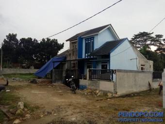 Rumah 2 Lantai 2 Kamar Tidur Lokasi Berkembang, Harga Terendah>>