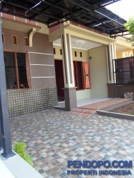 DiKontrakkan Rumah Minimalis Siap Huni Nempel Grand Depok City