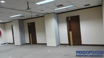 Dijual Office Space The East - Mega Kuningan (270m2) Kuningan Jaksel