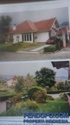 DiJual Villa Lux di Kota Bunga, Puncak.