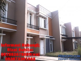 Rumah Baru 2 8X20 Lantai Tangerang 2017 Area jurumudi