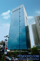 Serviced Office for 1-8 Staff at South Jakarta