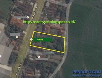 TANAH DIJUAL : Excellent Location Commercial and Industrial Land for Sale @ Jl. Raya Gempol - Malang, Pasuruan.