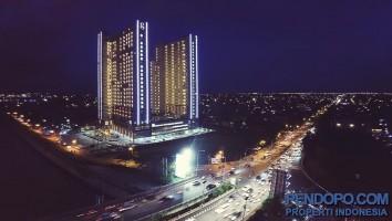 Brand New Type Studio @ Gunawangsa MERR Apartemen Surabaya.