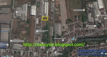 TANAH DIJUAL : Great Vacant land Commercial for Sale @ Gresik - Driyorejo Desa Cangkir.