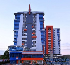 APARTEMEN DIJUAL / SEWA : Urban Living - Comfort - Low Maintenance @ High Point Apartment Surabaya.