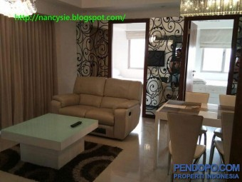 APARTEMEN DISEWAKAN : An Executive's Lifestyle @ Waterplace Apartment