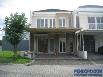 Vacant Land Residential For Sale in nice environment @ WaterFront Citraland Surabaya.