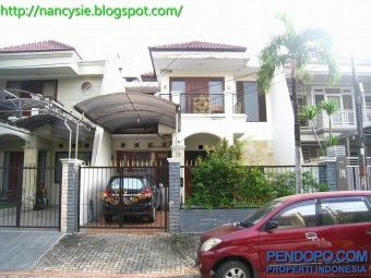 RUMAH DIJUAL : Ready to Move in and Enjoy.. @ Dian Istana Taman Ratu Surabaya.