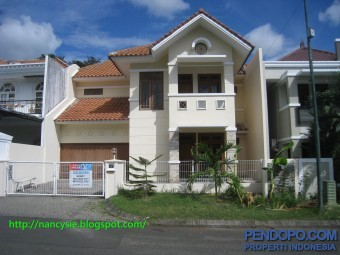 Four Bedroom Townhouse @ Pakuwon Indah - VBI