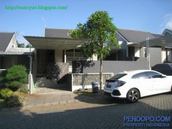 Stylish Family Home @ Taman Dayu - The Emerald - Pandaan