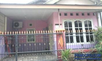 Rumah Cluster Telaga Gading Serpong Sudah Renovasi