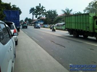 Tanah 2.2 Ha Di JlRaya Parung  Bogor