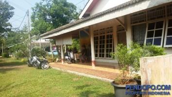 Rumah Kebun Di Kali Putih DsCitayam Tajur Halang, Bogor
