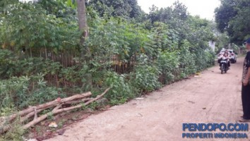 Tanah 320m di Cimanggis, Bojonggede