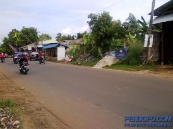 Tanah 1,260m Di Jl Mochtar Sawangan Depok