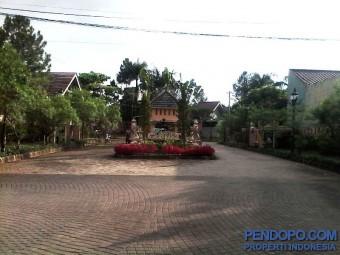 Tanah Cluster LT 364m Di Perumahan Bukit Cimanggu City, Bogor