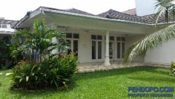 Rumah LT 900m di Kemang, Jakarta Selatan