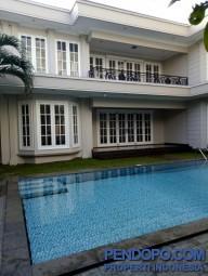 Rumah di Cipete, Jakarta Selatan