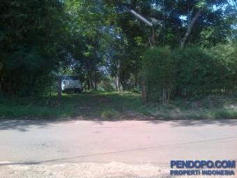 Tanah Dan Bangunan Di Jl.amd Ds.babakan,ciseeng