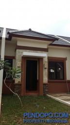 Dijual Rumah Bali resort serpong