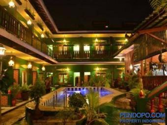Hotel Strategis Tengah Kota Yogyakarta Daerah Turis di Dekat Kraton