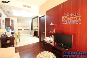 PGR001 - Apartemen Pearl Garden Gatot Subroto [For Rent/Sale]