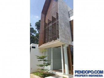 H Mansion Pejaten, New Town House, Lokasi Strategis di Jakarta Selatan